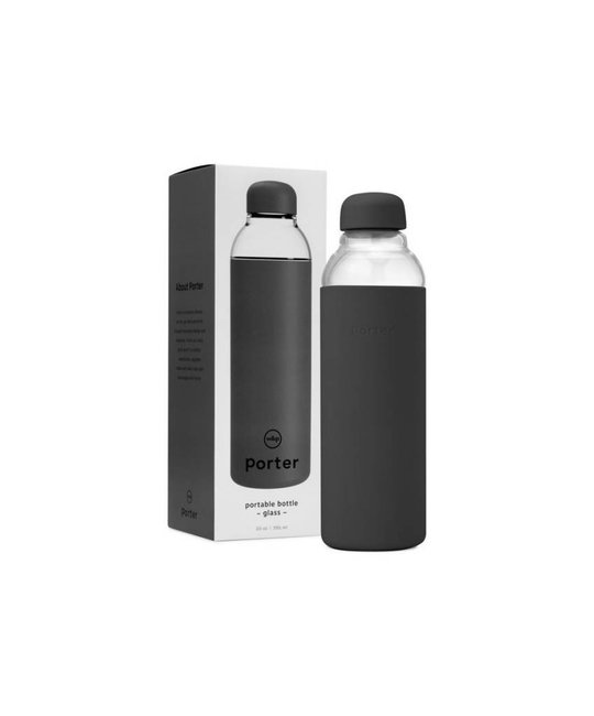 w and p design WPHG - Charcoal Porter Water Bottle