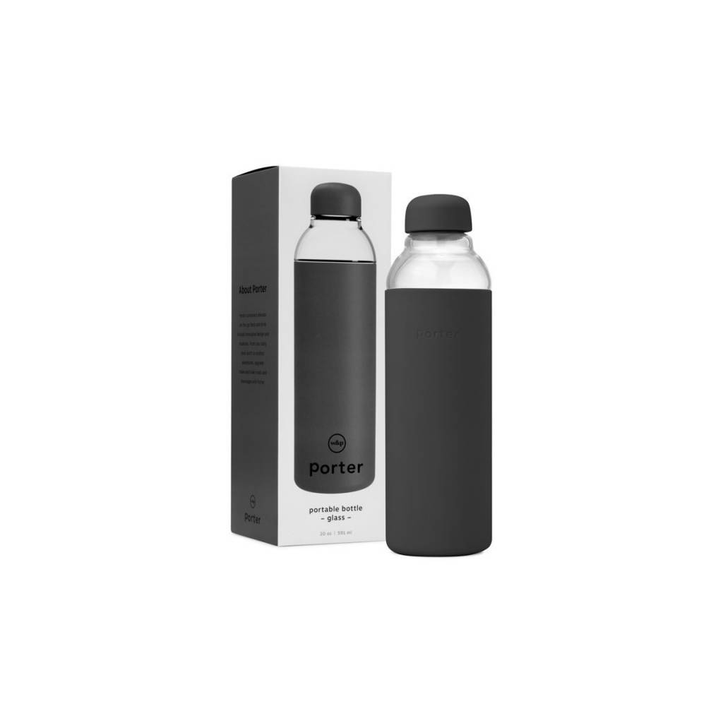w and p design W & P Charcoal Porter Water Bottle