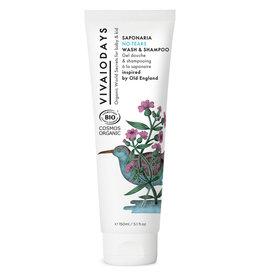 Vivaiodays Vivaiodays Saponaria No-Tears Wash + Shampoo
