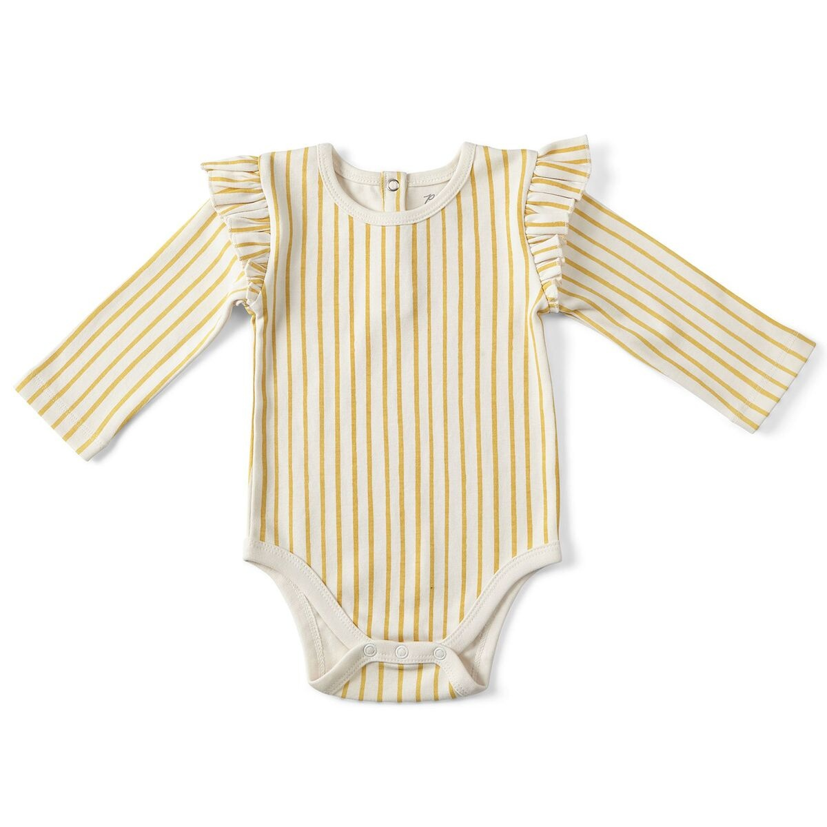 Pehr Stripes Away Ruffle One Piece
