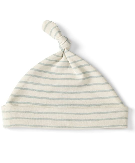 Pehr PE BABC - Stripes Away Knot Hat