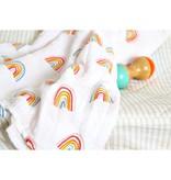 Pehr PE BA - Rainbow Swaddle