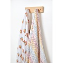 Pehr - PE PE BA - Rainbows Organic Swaddle