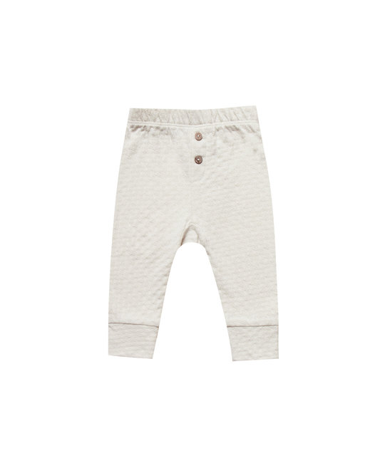 Quincy Mae Quincy Mae - Pointelle Pajama Pant