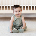 Quincy Mae Quincy Mae  - Sleeveless Jumpsuit