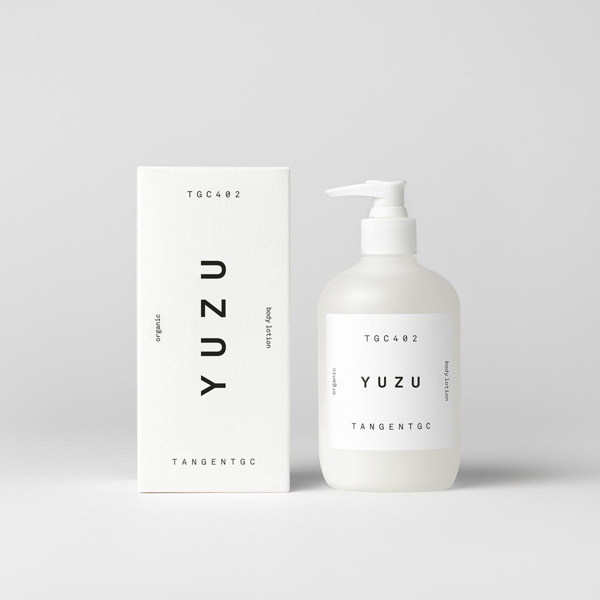 Tangent GC Yuzu Organic Body Lotion