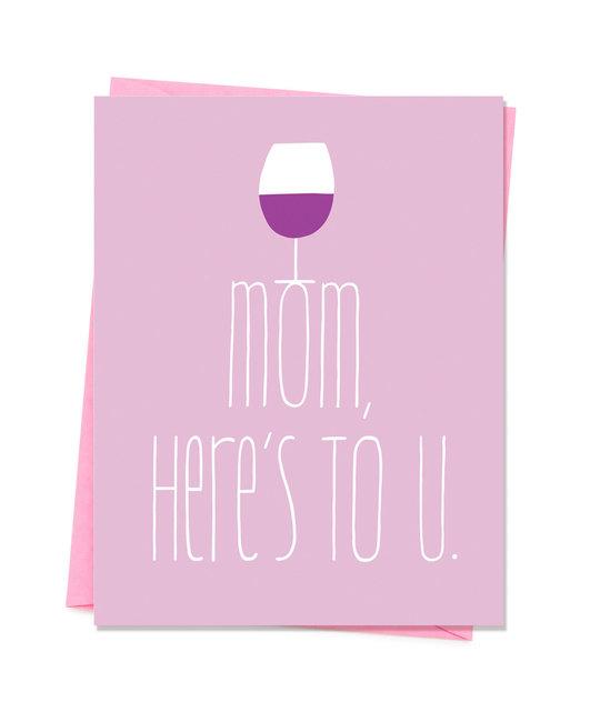 ashkahn Mom Here's To You