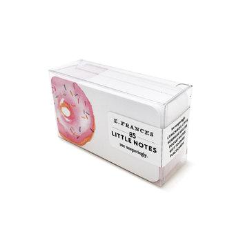 E. Frances Paper Studio - EF EF ECBS - Donut Day Little Notes, Set of 85