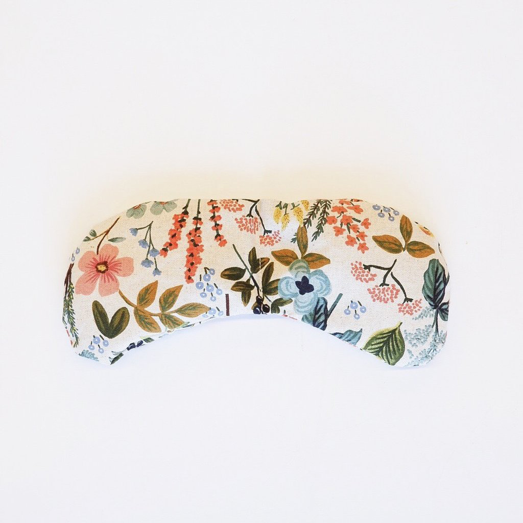 Slow North Wildflower Eye Mask