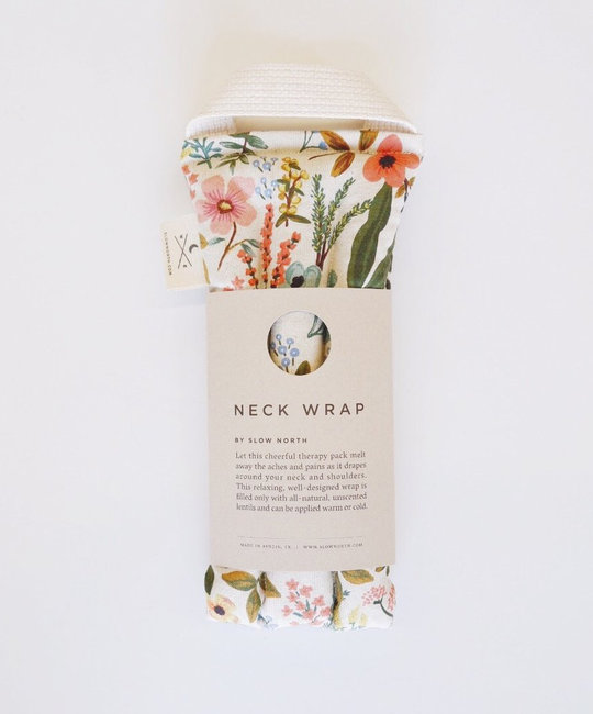Slow North Wildflower Neck Wrap