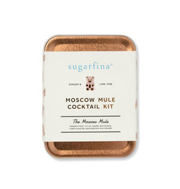 w and p design Sugarfina Moscow Mule  Carry On Cocktail Kit