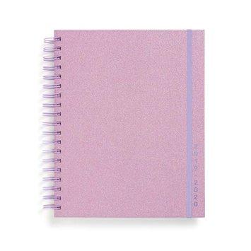ban.do Lilac Glitter Large Agenda (Aug 2019 - Dec 2020)