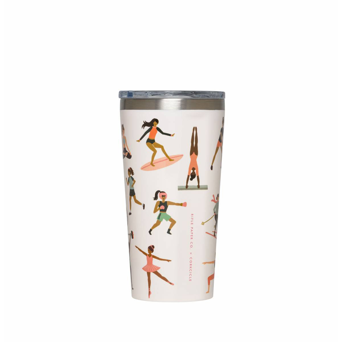 Corkcicle Corkcicle x Rifle Paper Co. Sports Girls Tumbler