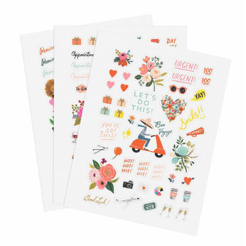 Rifle Paper Co. Everyday Rifle Sticker Sheets