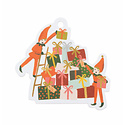 Rifle Paper Co - RP Rifle Paper Co - Elves Die-Cut Gift Tags, Set of 8