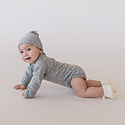 Quincy Mae Quincy Mae AW19 Knotted Baby Hat