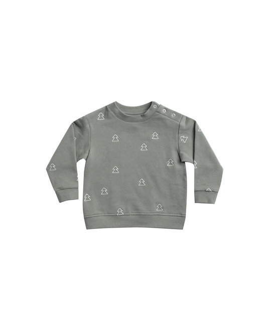 Quincy Mae Quincy Mae  AW19 Fleece Basic Sweatshirt