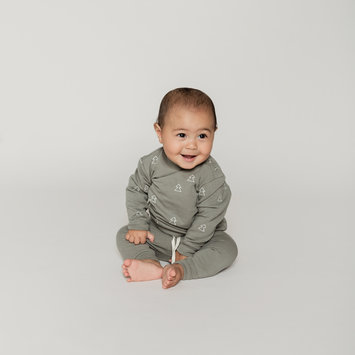 Quincy Mae Quincy Mae AW19 Fleece Sweatpant