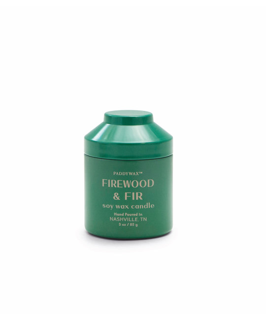 Paddywax Paddywax  Firewood & Fir Whimsy Candle