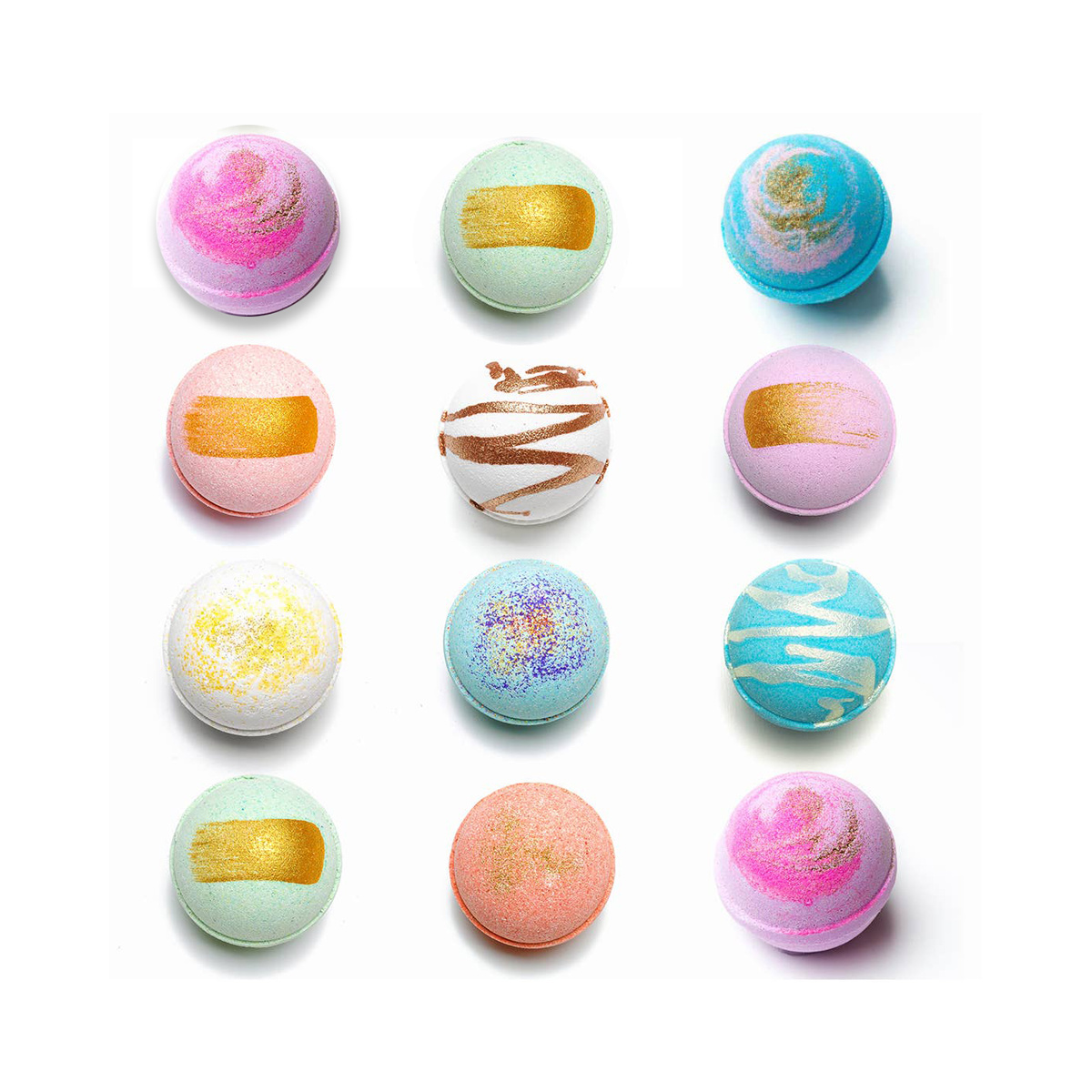 Latika Body Essentials Latika Bath Bombs - Various Scents