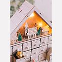 One Hundred 80 Degrees - 180 Light Up Advent House