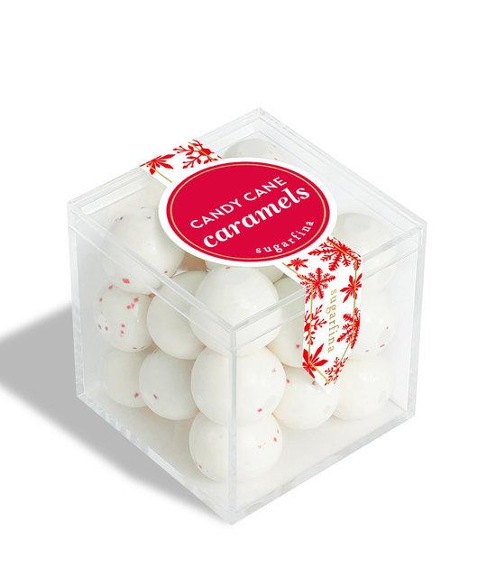 Sugarfina - SU Sugarfina Candy Cane Caramels Small Cube