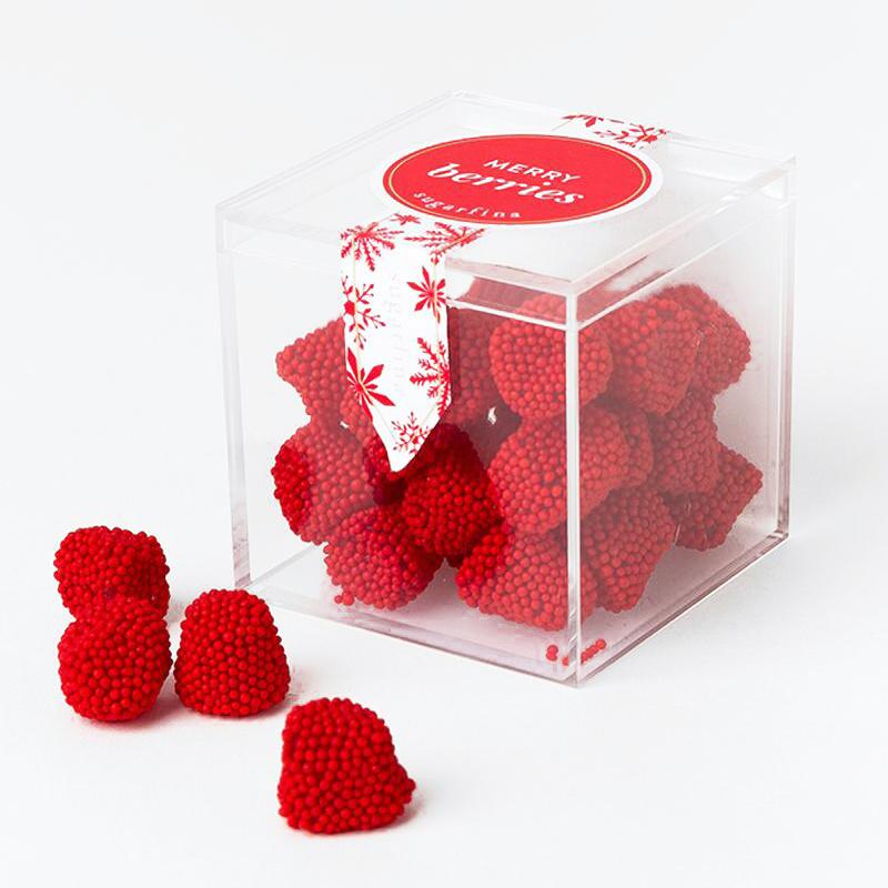 Sugarfina Sugarfina Merry Berries Small Cube