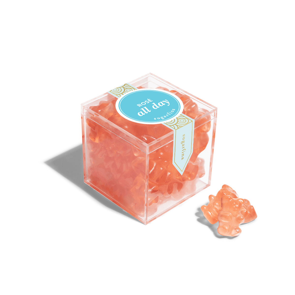 Sugarfina Sugarfina Rosé All Day Bears Small Cube