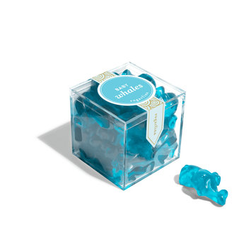 Sugarfina Sugarfina Baby Whales Gummies Small Cube