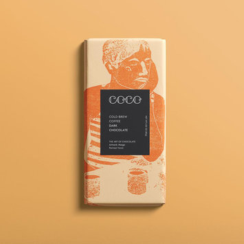 Coco Chocolatier Coco Chocolatier - Cold Brew Coffee Chocolate Bar