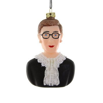 Cody Foster PRE-ORDER! Ruth Bader Ginsburg Ornament