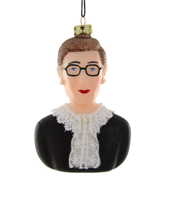 Cody Foster Ruth Bader Ginsburg Ornament