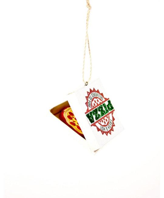 Cody Foster - COF Pizza Delivery Ornament