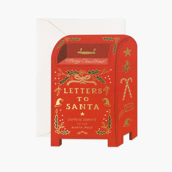 Rifle Paper Co - RP Rifle Paper Boxed set of Letters to Santa cards