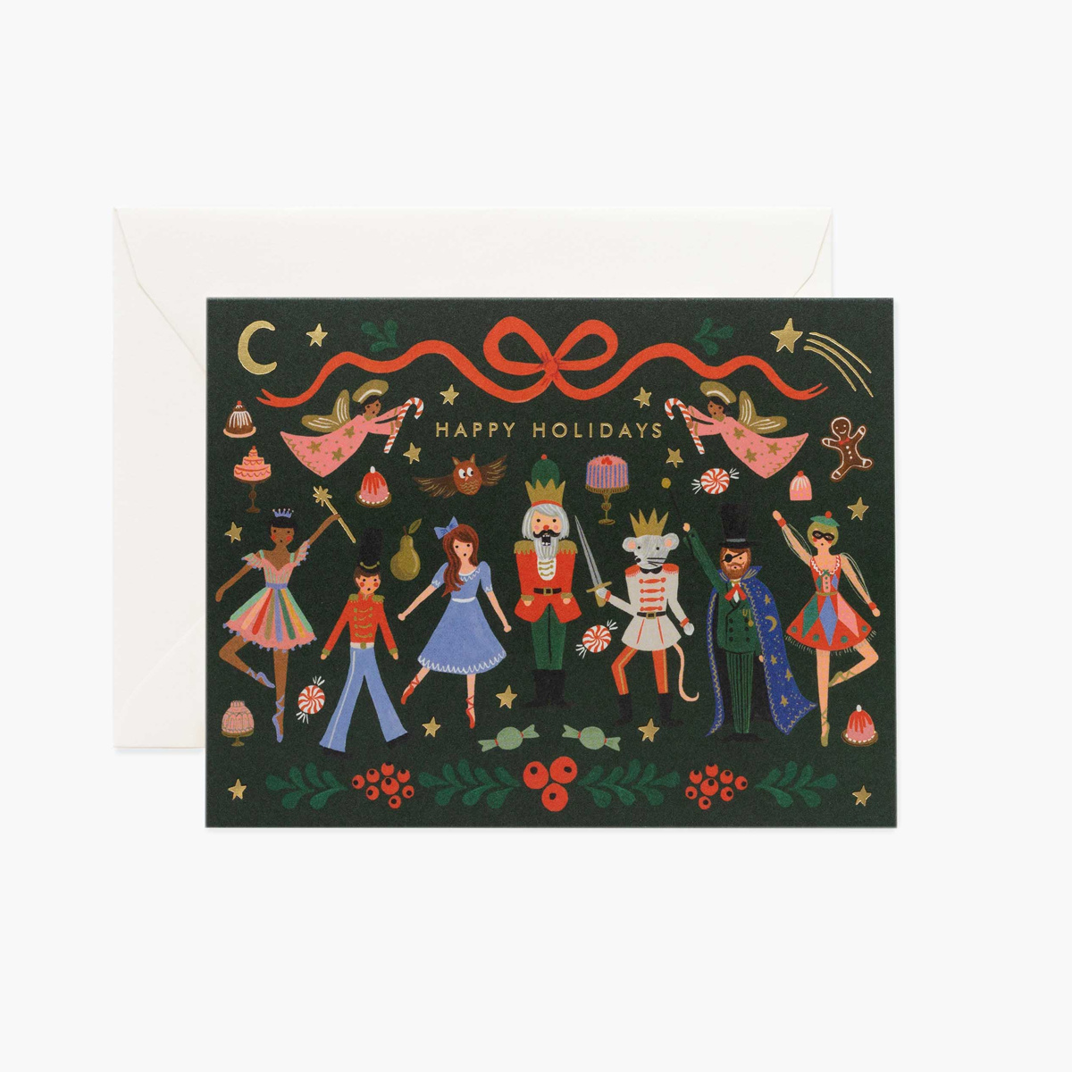 Rifle Paper Co. Rifle Paper Co  Boxed set of Nutcracker Ballet cards
