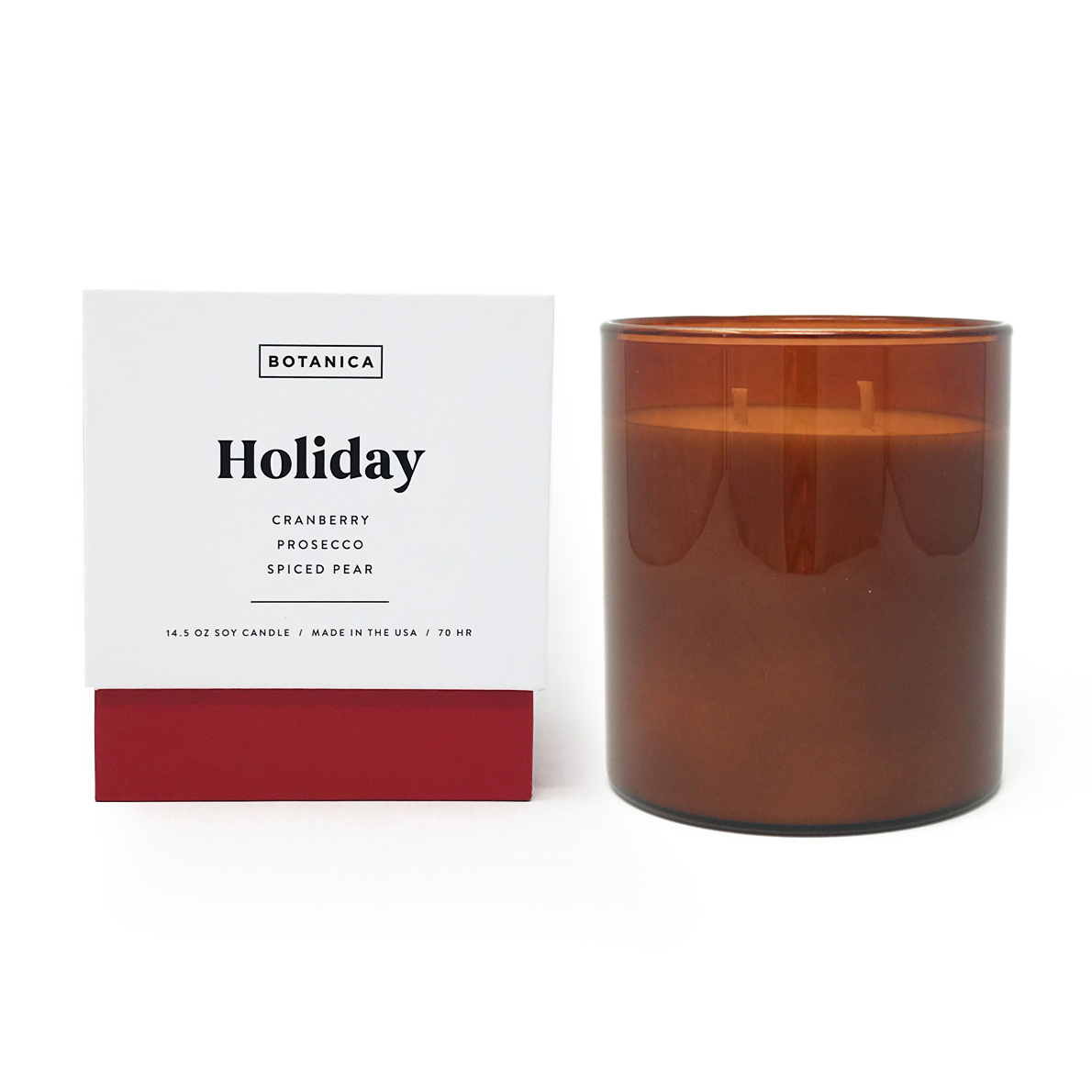 Botanica Holiday Candle 14.5 oz