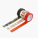 Rifle Paper Co - RP Rifle Paper Co Nutcracker Paper Washi Tape