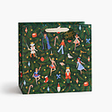 Rifle Paper Co. Rifle Paper Co Nutcracker Large Gift Bag