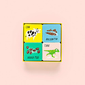 Chronicle Books Who Pooped? A Matching & Memory Game
