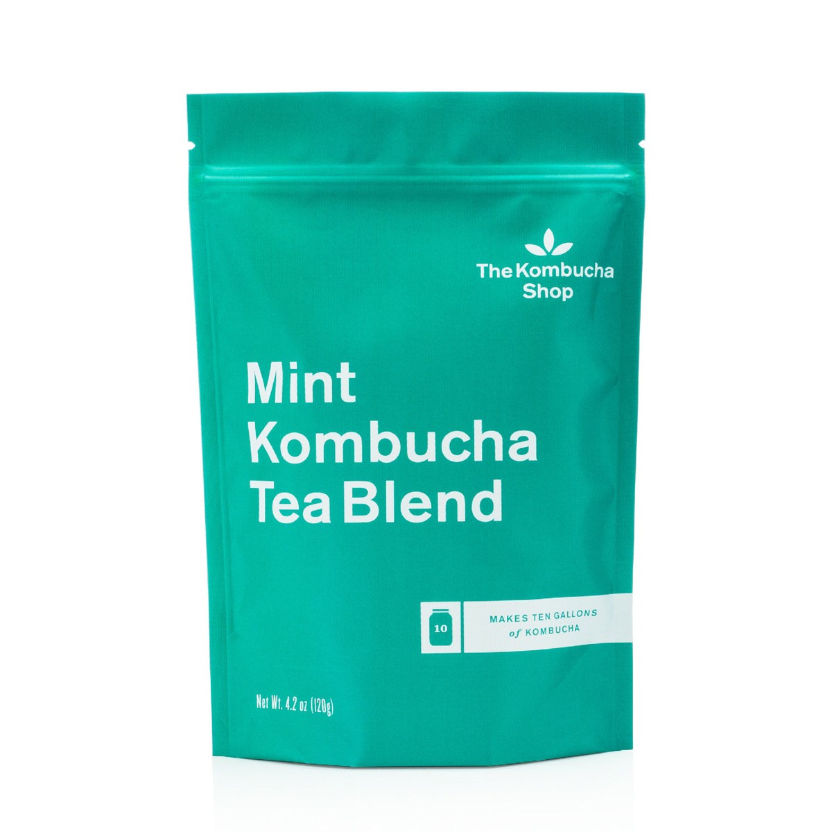 Kombucha Shop Mint Kombucha Tea Blend