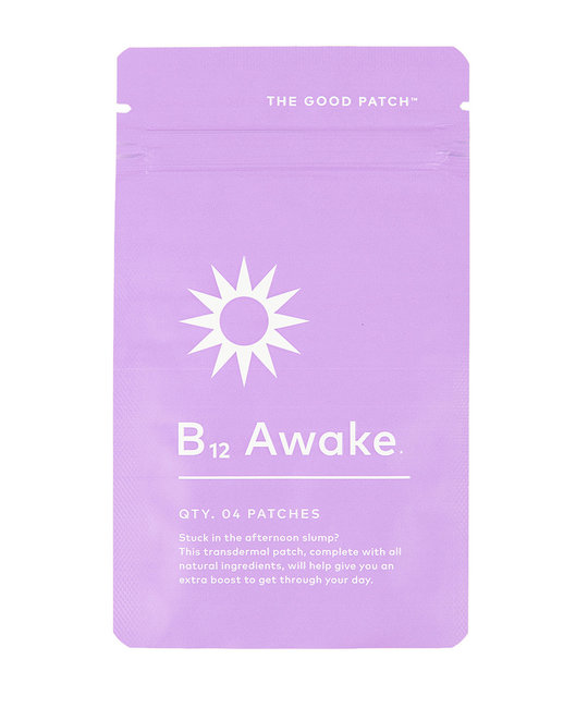 The Good Patch The Good Patch - Plant Based B12 Awake Patch