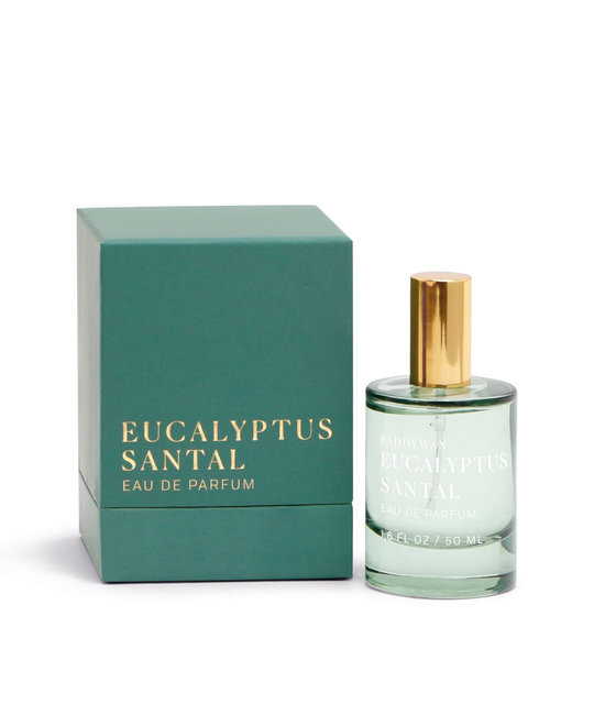 Paddywax Eucalyptus Santal Eau de Perfume