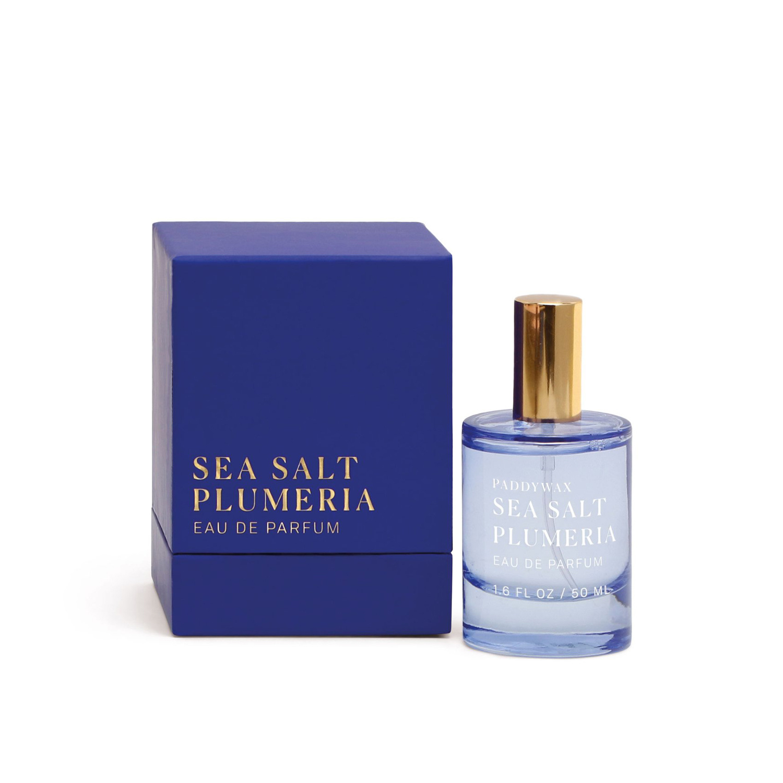 Paddywax \Sea Salt & Plumeria Eau de Perfume