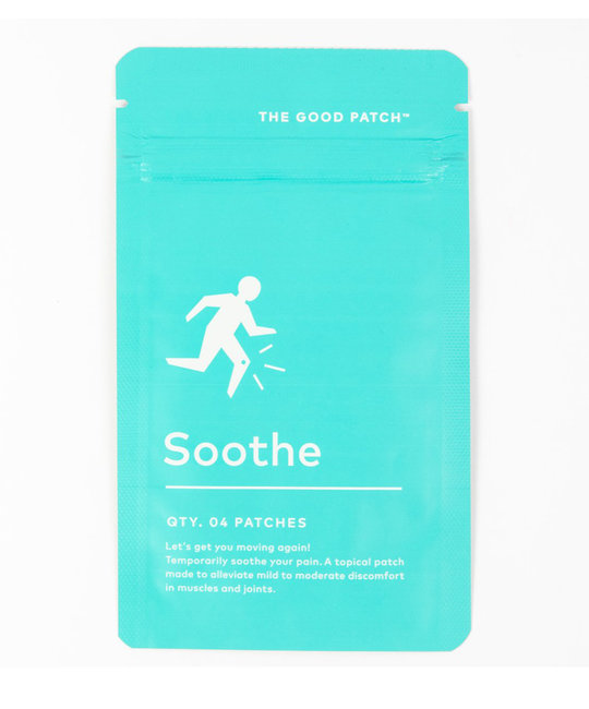 The Good Patch The Good Patch - Plant Based Soothe Patch for Pain