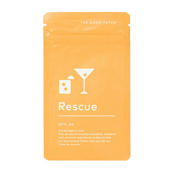 The Good Patch - TGP Plant Based Rescue Patch for Hangovers