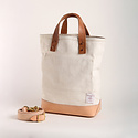IMMODEST COTTON x Fleabags Immodest Cotton - Mini Tote, Natural