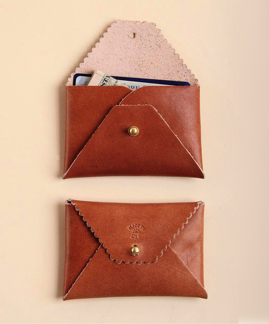 IMMODEST COTTON x Fleabags Immodest Cotton - Credit Card Envelope, Bridle