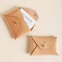 IMMODEST COTTON x Fleabags Immodest Cotton - Credit Card Envelope, Blush