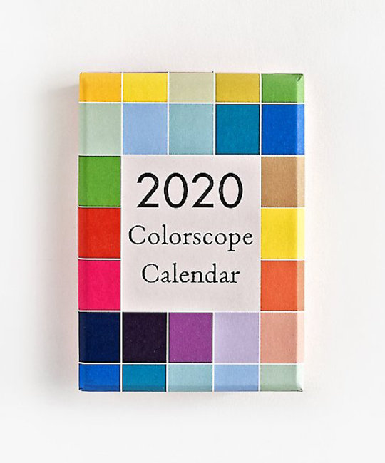 Waste Not Paper Paper Source 2020 Mini Colorscope Easel