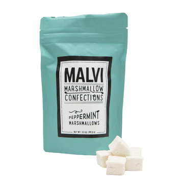 Malvi Peppermint Mini Marshmallows